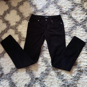 Black corduroy girl pants size 16